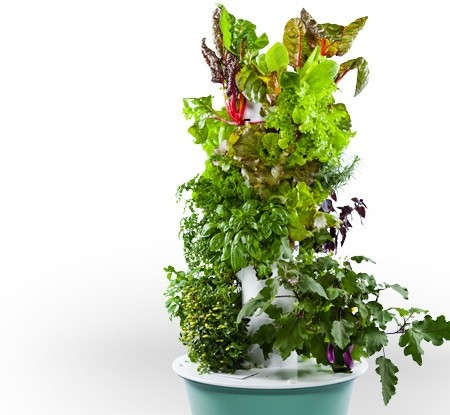 Read This Tower Garden Review Grow Green Food