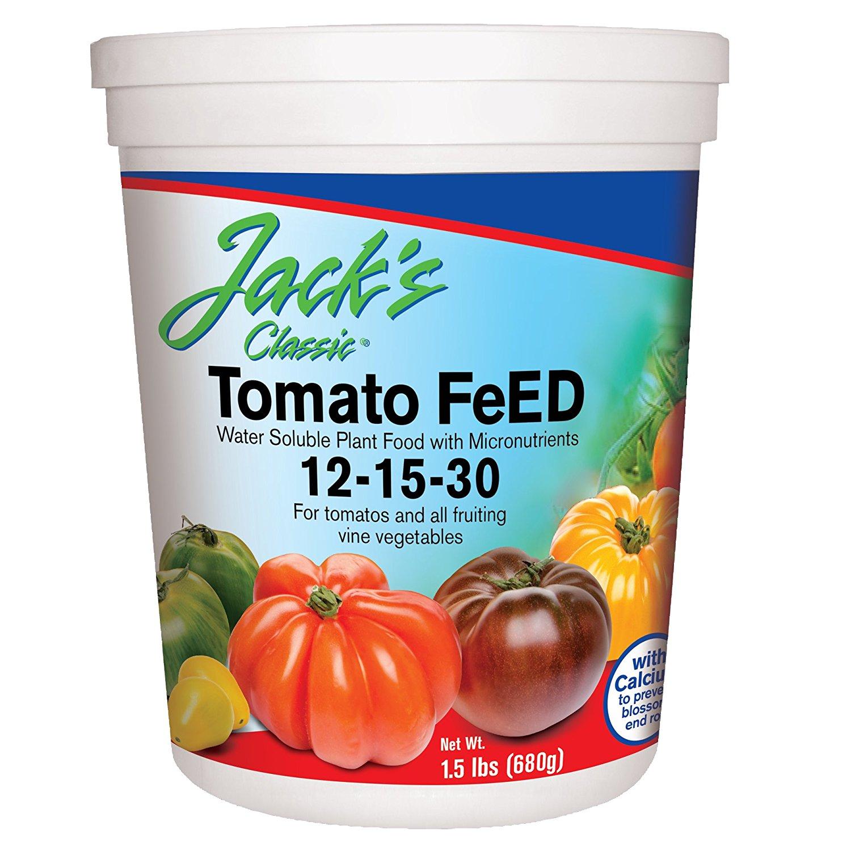 4 Jacks Clic Tomato Feed